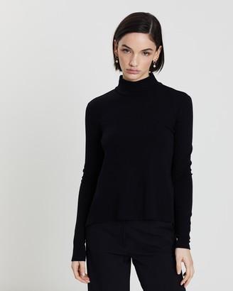 Lindsay Nicholas New York Turtle Neck Sweater