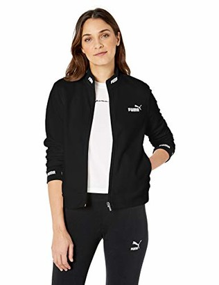 Puma Women's Amplified Track Jacket Tr Sweater