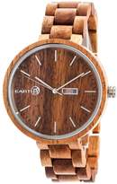 Earth Wood Women's Mimosa Quartz Bracelet Watch, 39mm