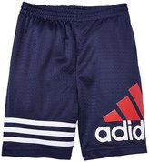 adidas Racer Short (Toddler/Kid) - Navy - 3T