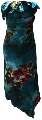 Ungaro \N Blue Silk Dresses
