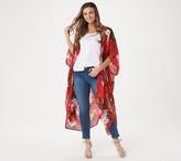 G.I.L.I. Got It Love It G.I.L.I. Woven Open Front Kimono