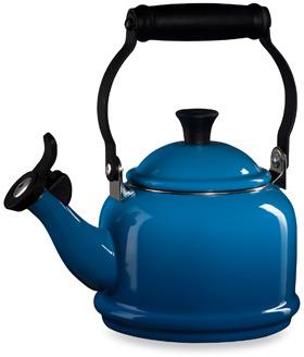 Le Creuset Marseille Demi 1.25-Quart Tea Kettle