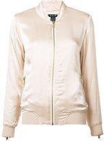 Ksubi classic bomber jacket - women - Polyester/Rayon - S