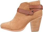 Rag and Bone Rag & Bone Harrow Nubuck Ankle Boot, Camel