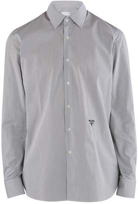 Prada Stretch poplin shirt