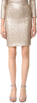 Alice + Olivia Ramos Sequin Midi Skirt