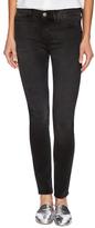 MiH Jeans Denim Faded Skinny Jeans