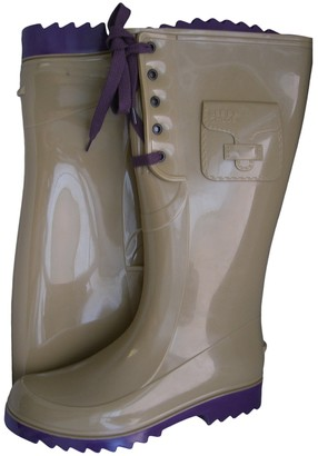 See By Chloã© See By ChloA Camel Rubber Boots