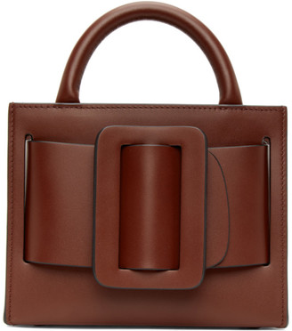 Boyy Burgundy Bobby 18 Bag