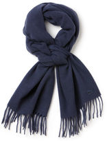 Lacoste Women's Wool And Cashmere Scarf