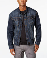 Sean John Men's Denim Jacket, Only at Macy's