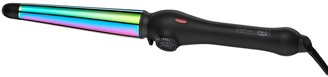 Conair InfinitiPro by 1 3/4 in. Rainbow Titanium Curling Wand