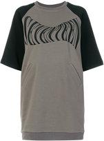 Kokon To Zai Seventeen sweatshirt dress