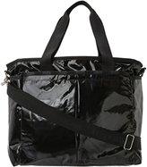 Le Sport Sac Ryan Baby Bag (Black Patent)