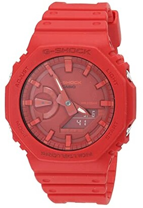 G-Shock GA-2100-4A (Red) Watches