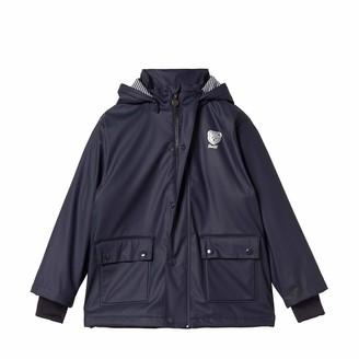 Steiff Baby Boys' Regenmantel Waterproof Jacket