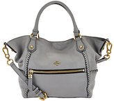 Oryany Pebble Leather Satchel - Drew