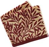House of Fraser Morris & Co Morris & co willow towels hand russet