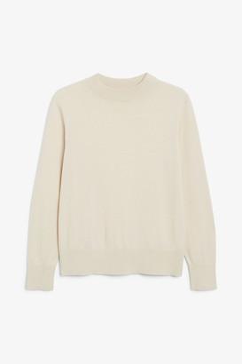 Monki Soft knit sweater