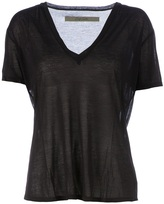 Enza Costa V-neck t-shirt