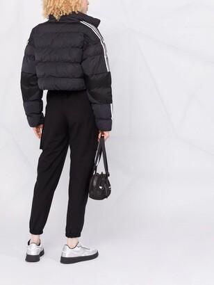 adidas D Short puffer jacket