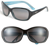 Maui Jim Women's 'Pearl City' 63Mm Sunglasses - Black