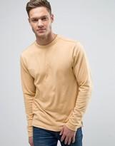 Bellfield Sweatshirt With Open Hem
