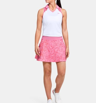 Under Armour Women's UA Links Printed Skort