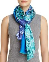Echo Floral Mist Tubular Scarf - 100% Exclusive