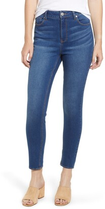 Tinsel High Waist Ankle Jeggings