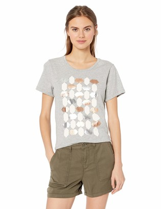 J.Crew Mercantile Women's Graphic Crewneck T-Shirt