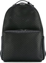 Valentino Garavani perforated backpack