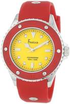 Freelook Men's HA9035-2F Aquajelly Red with Dial Watch