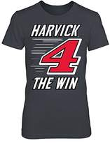 4 The Win - Kevin Harvick - T-Shirt - Officially Licensed Fashion Sports Apparel