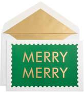 Dempsey & Carroll Pop Holiday Merry Merry Card Set