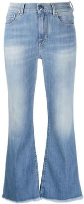 Jacob Cohen Mid-Rise Bootcut Jeans