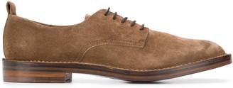 Buttero Idea suede Derby shoes