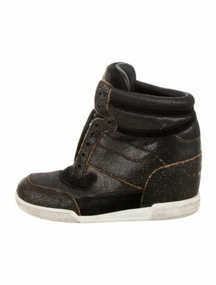 Marc by Marc Jacobs Wedge Sneakers Black