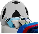 Powell Company Soccer Ball Upholstered Headboard (Twin)