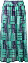 Laura Urbinati high-waist skirt - women - Silk/Polyamide/Spandex/Elastane - 40