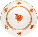 Herend Rust Chinese Bouquet Salad Plate