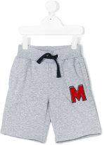 Frankie Morello Kids - track shorts - kids - Cotton - 2 yrs