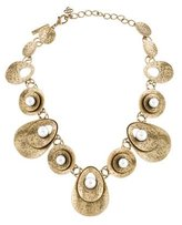 Oscar de la Renta Faux Pearl Collar Necklace