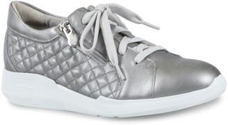 Munro American Emmie Wedge Sneaker