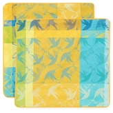 Garnier Thiebaut Mille Colibris Cotton Cushion Covers (Set of 2)