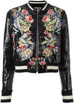 Aviu embroidered details jacket