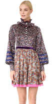 Marc Jacobs Garden Paisley Dress