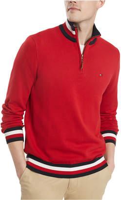 Tommy Hilfiger Men Quarter-Zip Dan Sweater