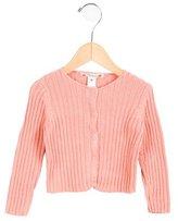 Bonpoint Girls' Button-Up Cardigan